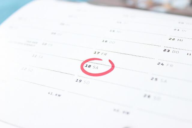 葉酸の1日の摂取量の目安はどのくらい?