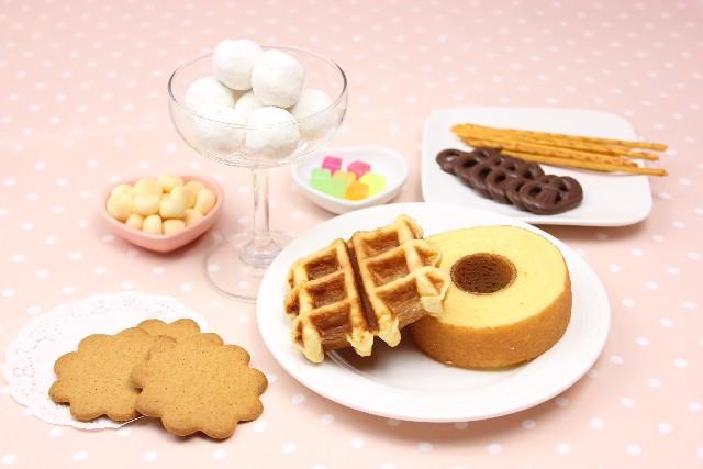 おすすめの葉酸を含むお菓子