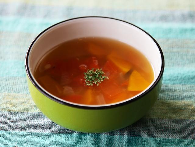 食品から葉酸を摂るならスープがおすすめ