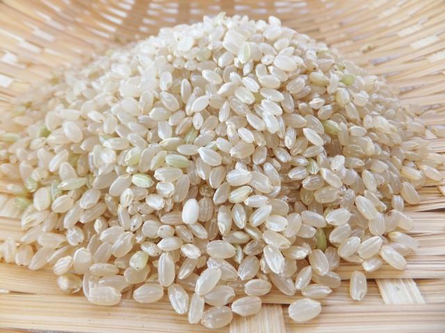 玄米の知られざる効果!玄米効果で健康な赤ちゃんを産もう