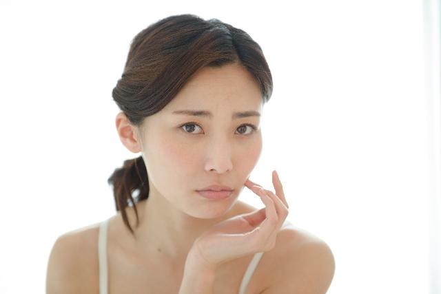 葉酸には肌荒れを改善する効果もある?