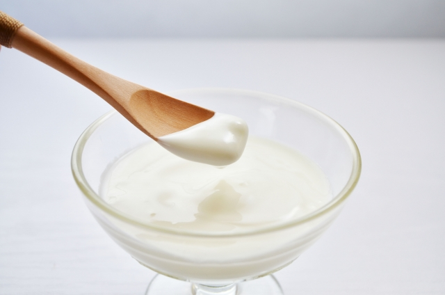 鉄分と葉酸が摂れるヨーグルト!貧血予防でもおすすめです!